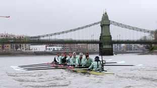 Cambridge plan to end Oxford's win streak in Boat Race.