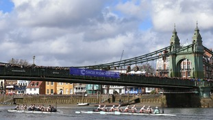 Oxford win women's boat race