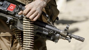 Big rise in number of serving Armed Forces personnel calling helpline