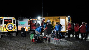 Teenagers rescued from Dartmoor after going missing