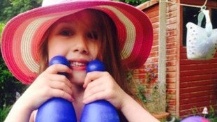 Family statement: Tributes to 7-year-old Summer Grant.