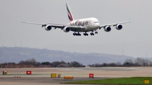 Landing aborted three times at Manchester Airport