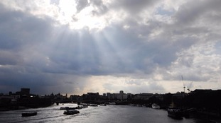 Weather: Tuesday starts dry with rain spreading east.