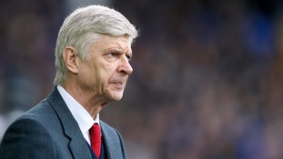 Arsene Wenger sticking with Arsenal for as long as possible