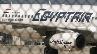 The hijacked flight 181 grounded in Cyprus after being bound for the Egyptian capital Cairo from Alexandria.
