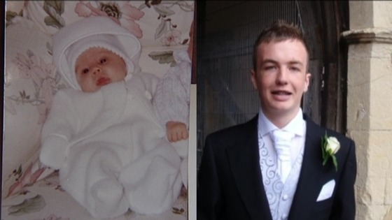 Joe and Ryan died 20 years apart from meningitis