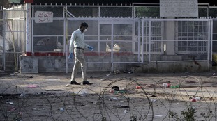 More than 70 people were killed after the suicide blast outside a public park in Lahore on Easter Sunday.