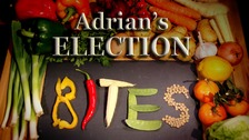 Adrian's Election Bites logo
