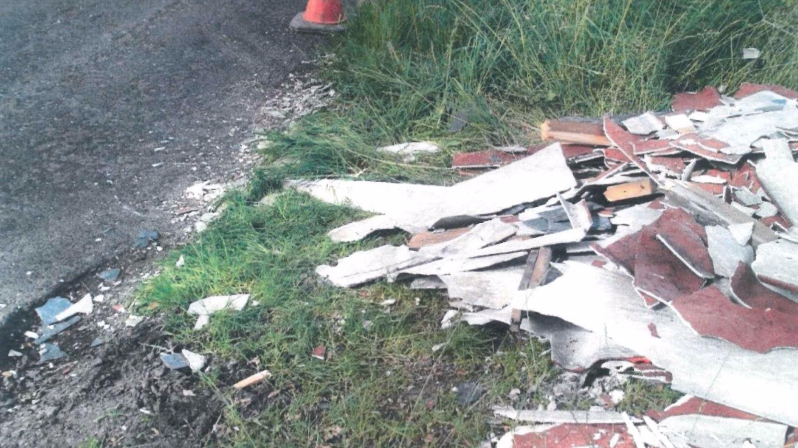 Builder Fined For Dumping Debris Outside Borders Visitor