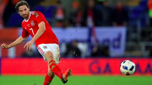There's only one Joe Allen and he is 'irreplaceable' says Chris Coleman ahead of Euro 2016