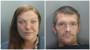 Couple jailed for planning to sell £10 wraps of heroin