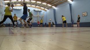 Cambridge Handball