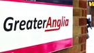 Greater Anglia sign