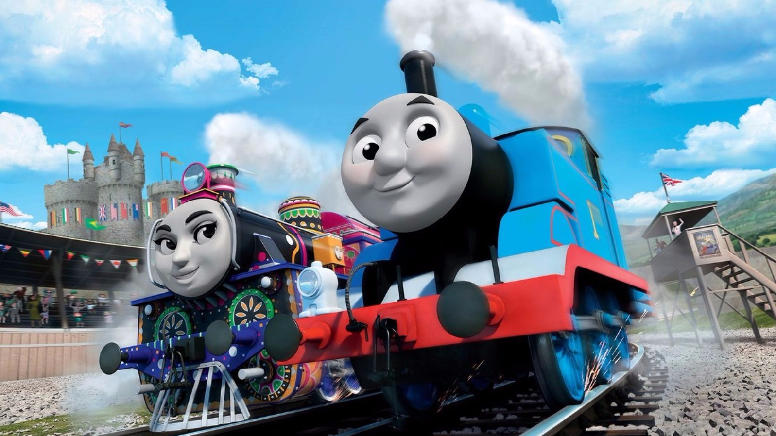 Thomas The Tank Engine To Be More Ethnically Diverse With 14 New Characters