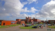 Hospital in Barrow