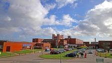Hospital in Barrow