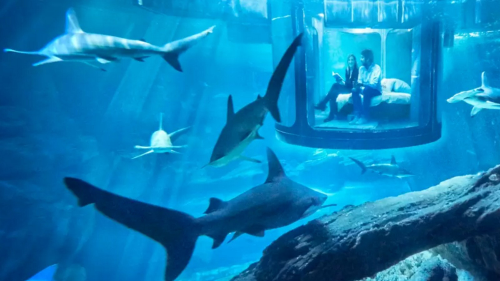 Underwater Hotel London