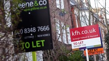 "Statistics indicated ""continued strength"" in the rental market"
