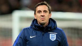 Valencia sack Man United legend Gary Neville as head coach
