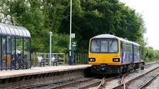 pic of train