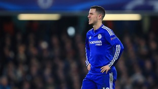 The lost season of Chelsea winger Eden Hazard