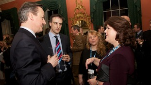 Cumbrian NHS staff honoured at Downing Street