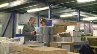 New manufacturing research centre unveiled at University of Nottingham