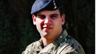 Soldier  found dead 'threatened to kill himself'