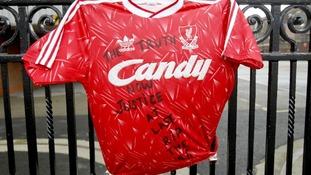 Liverpool FC Hillsborough Manchester United