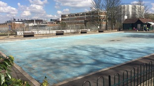The paddling pool could be kept afloat with £5,000, say campaigners