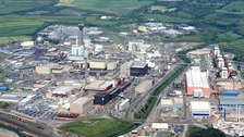 The Nuclear Decommissioning Authority has taken over the running of the site from today.