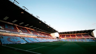 Burnley FC's Turf Moor stadium