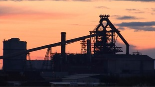 Port Talbot is one of the plants facing closure.
