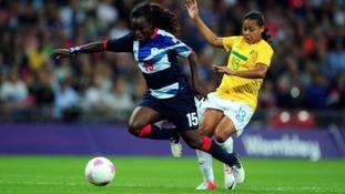 Eniola Aluko, Birmingham City Women