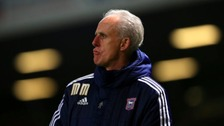 Mick McCarthy hasn't ruled himself out of the running for the Villa job.
