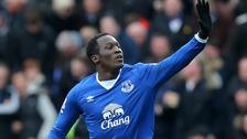 Lukaku is Everton's leading scorer