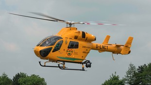Lincolnshire air ambulance urges public for donations