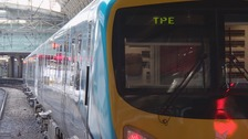 New trains at Manchester Piccadilly