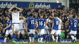 Costa handed further ban after Goodison red card
