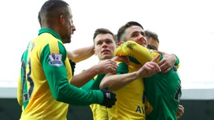 Norwich City have a chance to put distance between themselves and the relegation zone.