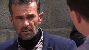 Father tells ITV News his son was executed by an Israeli soldier in latest Hebron violence