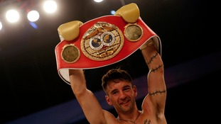 Bristol boxer Lee Haskins looking forward to first world title defence in Cardiff