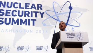Obama: 'Madmen' must not be able to get nuclear material