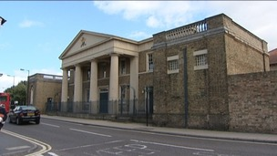 Ely Magistrates' Court is currently empty