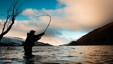 For anglers there will be a strict catch-and-release policy, which will be reviewed after one year.