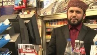 Funeral held for murdered Muslim shopkeeper Asad Shah