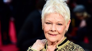 Dame Judi Dench won the award for best supporting actress