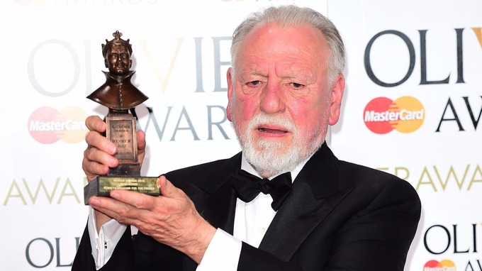 kenneth cranham tv shows
