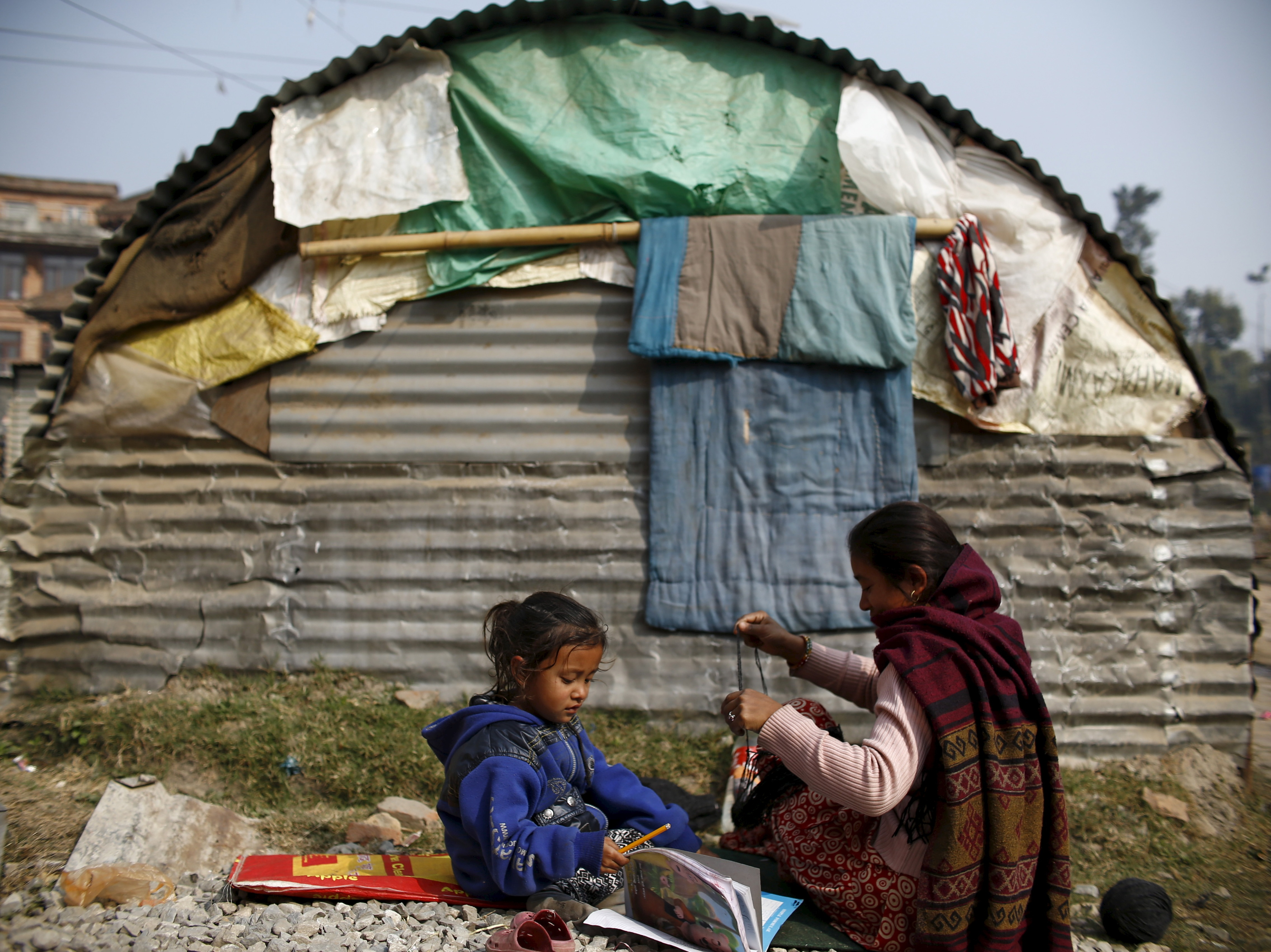 National Business Group On Health >> Child survivors of Nepal earthquake 'being sold in UK ...