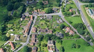 Entire North Yorkshire village goes on sale for £20 million